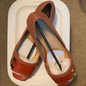 Comfort view dress shoes